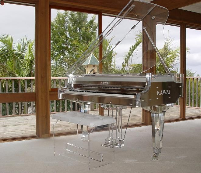 Crystal Piano